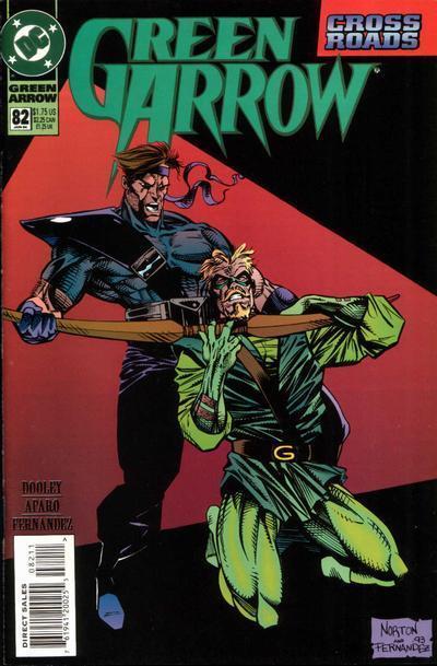 Green Arrow #82