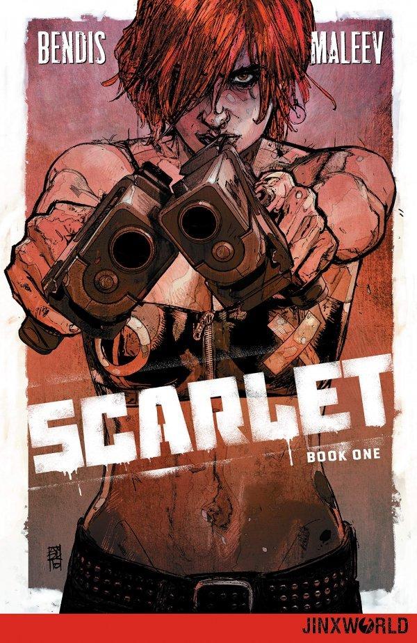 Scarlet Vol. 1 TP