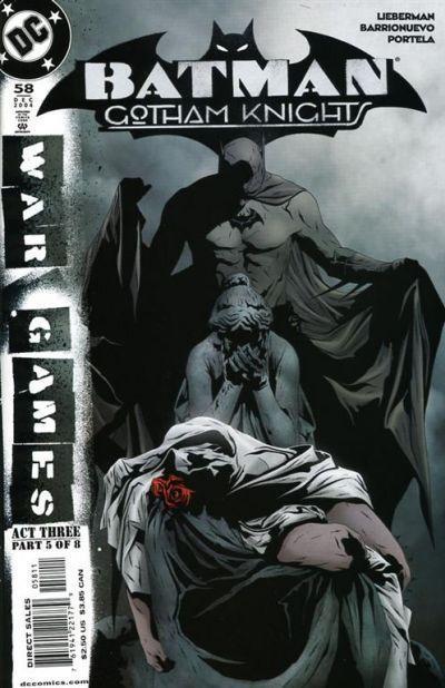 Batman: Gotham Knights #58
