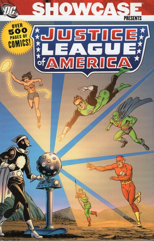 Showcase Presents: Justice League of America Vol. 1 TPB