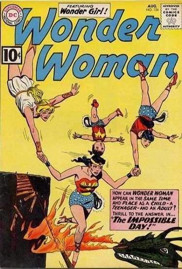 Wonder Woman #124