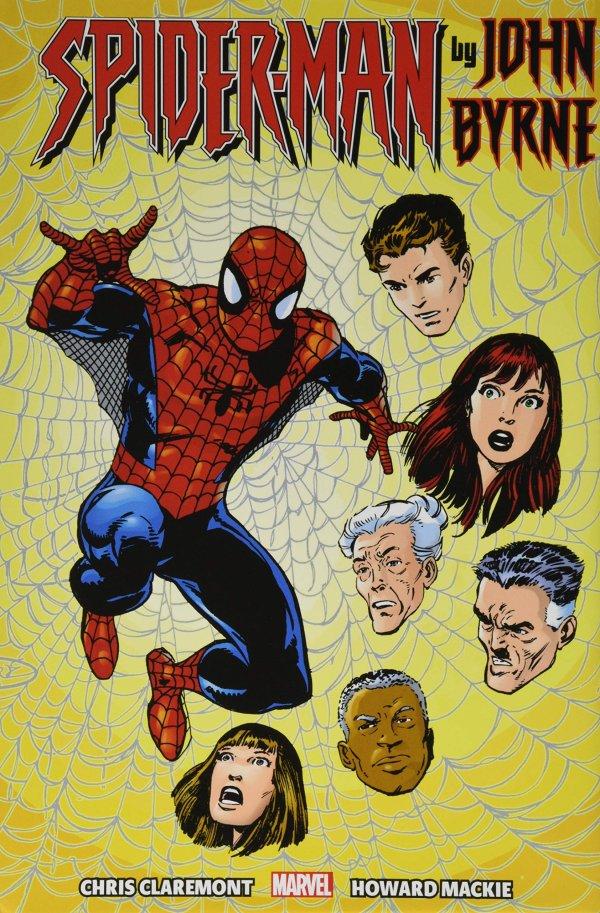 Spider-Man By John Byrne Omnibus HC