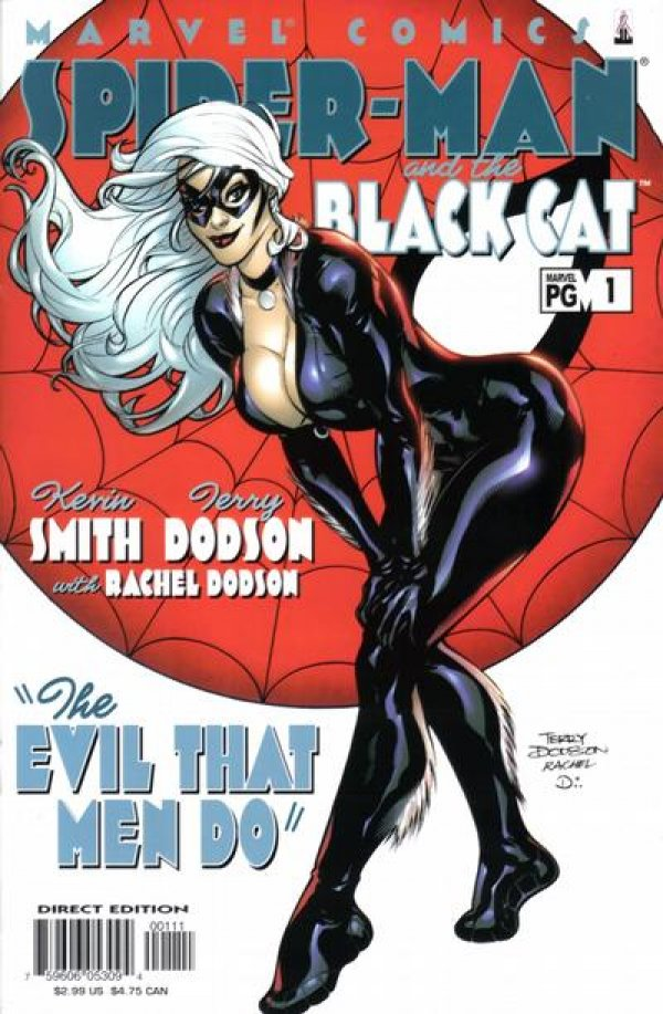 Spider-Man and the Black Cat: The Evil That Men Do #1