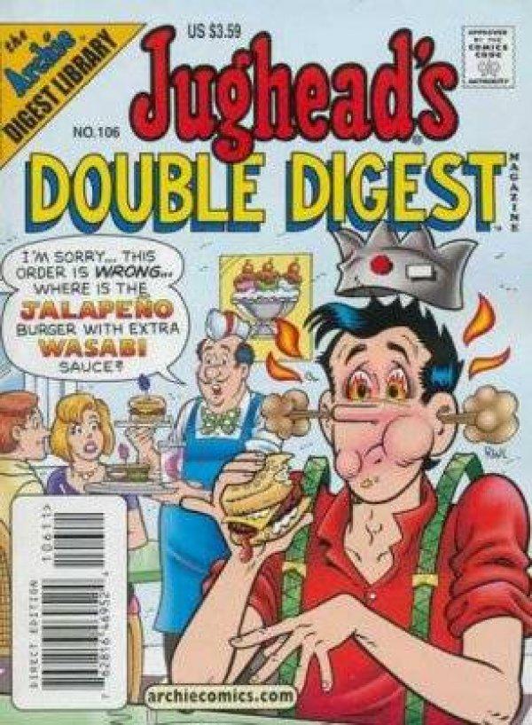 Jughead's Double Digest #106