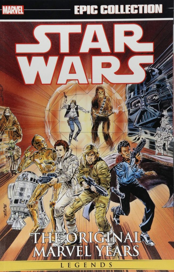 Star Wars Legends Epic Collection: The Original Marvel Years Vol. 3 TP