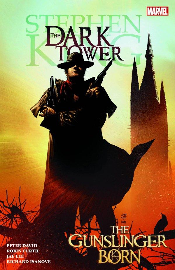 Dark Tower: The Gunslinger Born TP