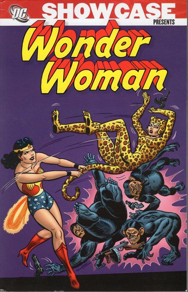 Showcase Presents: Wonder Woman Vol. 4 TP