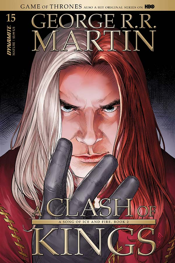 A Game of Thrones: Clash of Kings #15