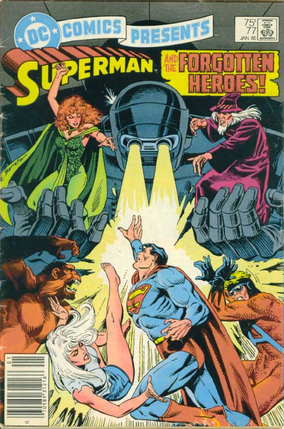 DC Comics Presents #77