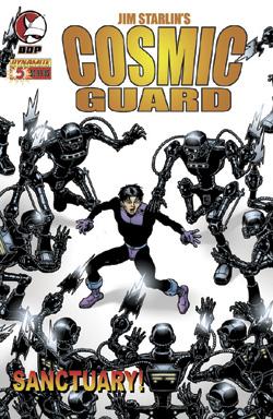 Cosmic Guard #5