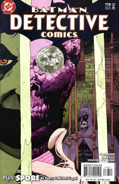 Detective Comics #778