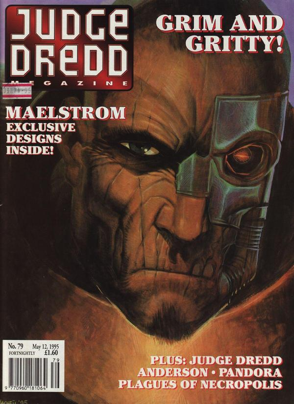Judge Dredd: The Megazine #79