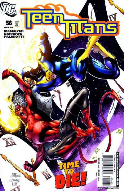 Teen Titans #56
