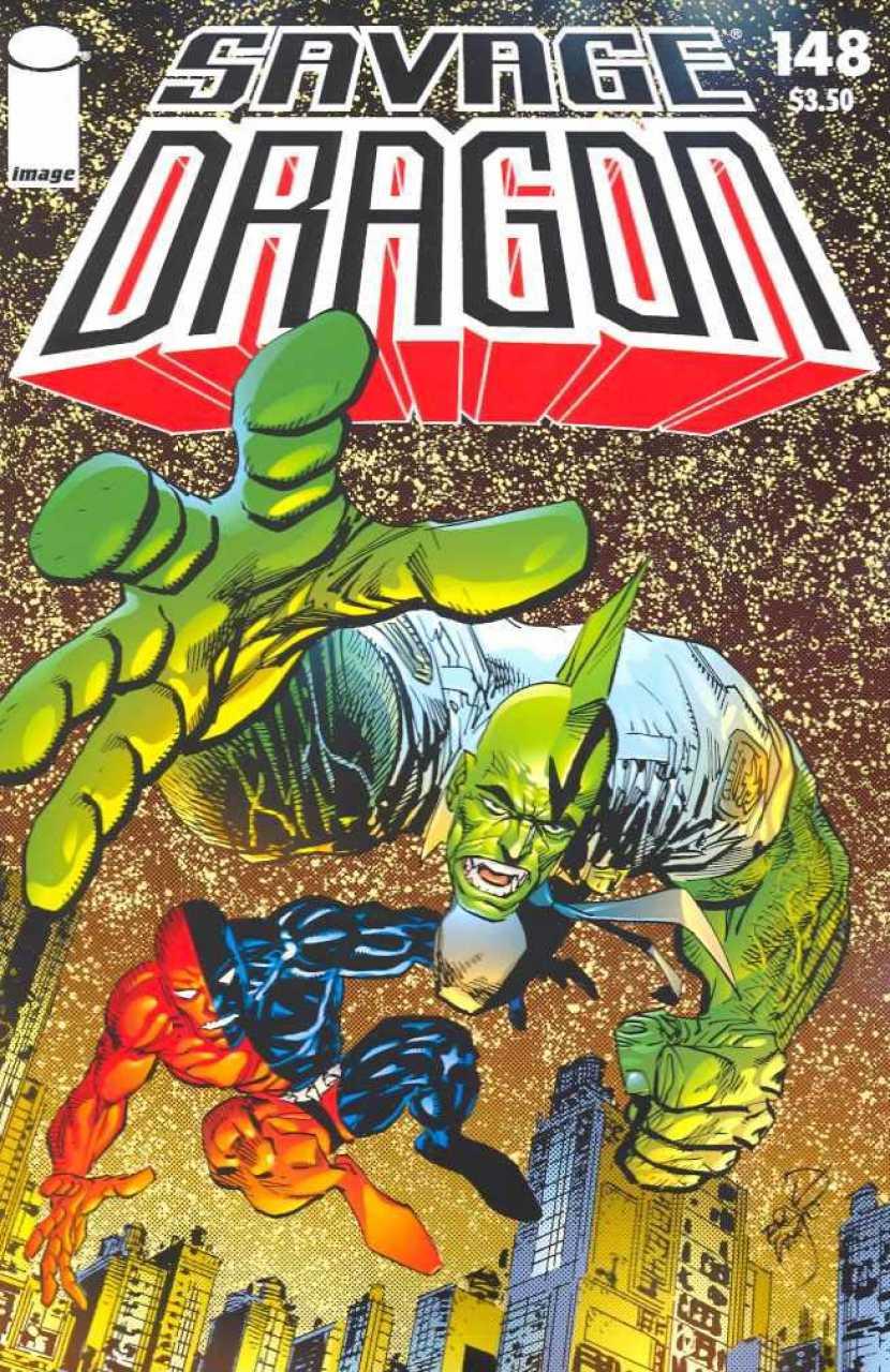 Savage Dragon #148