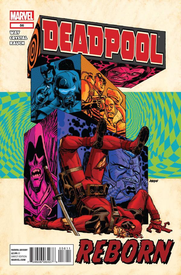 Deadpool #56