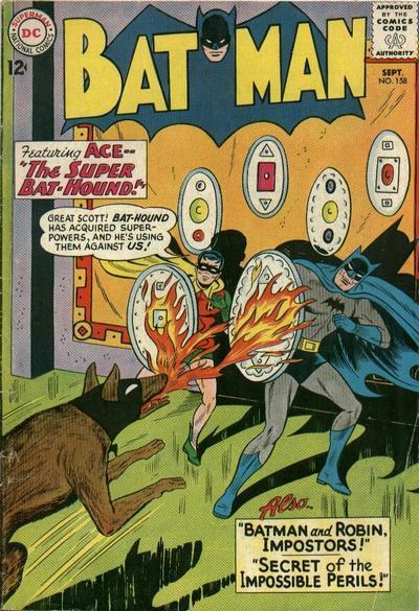 Batman #158