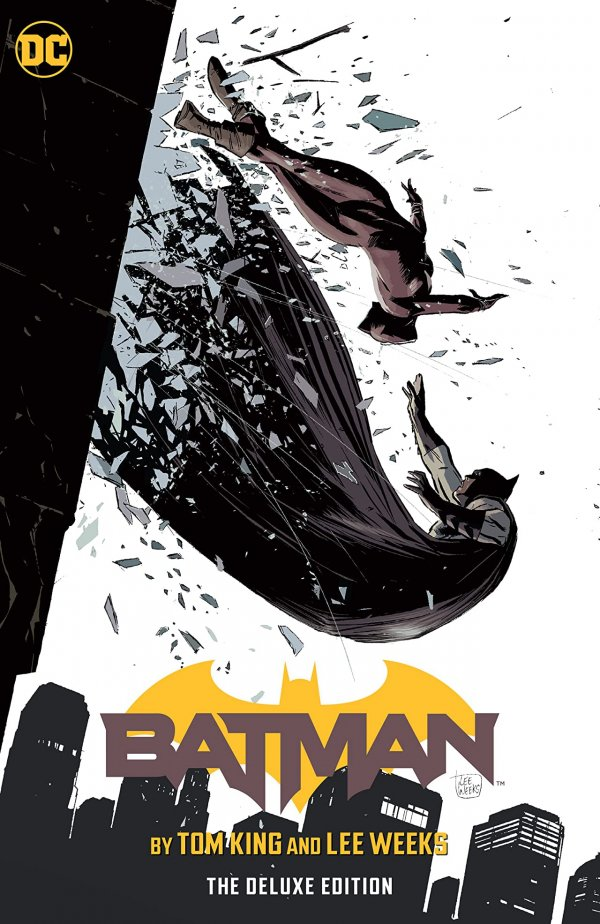Batman by Tom King and Lee Weeks Deluxe Edition HC