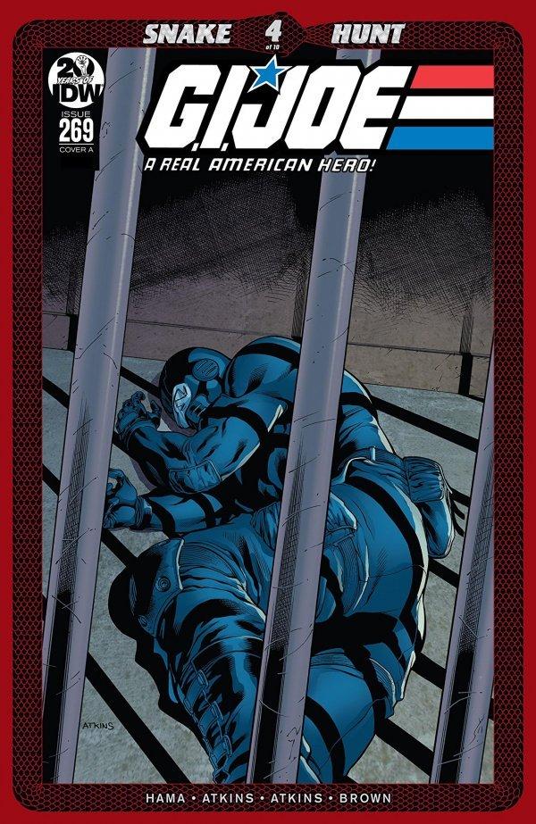 G.I. Joe: A Real American Hero #269
