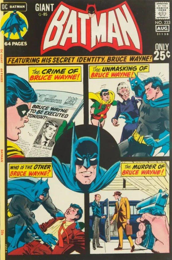 Batman #233