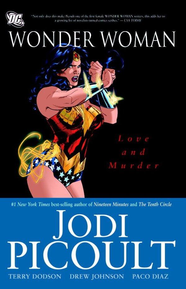 Wonder Woman: Love and Murder HC