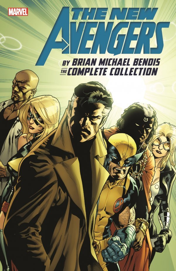 New Avengers By Bendis Complete Collection Vol. 6 TP