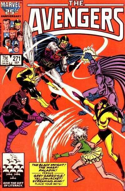 The Avengers #271