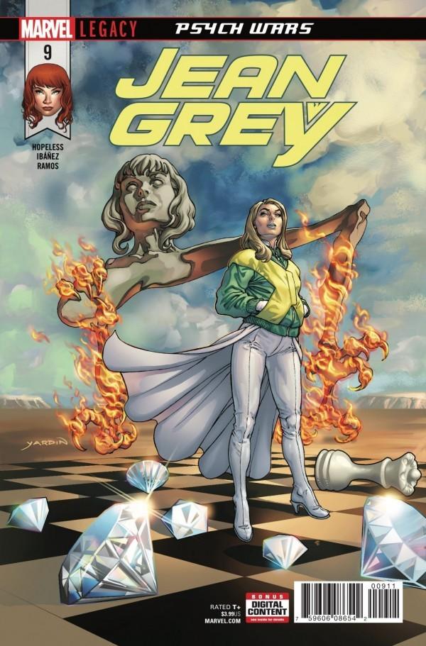 Jean Grey #9