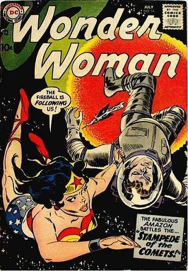 Wonder Woman #99