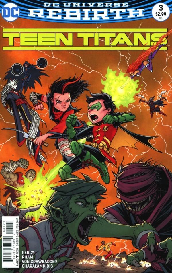 Teen Titans #3
