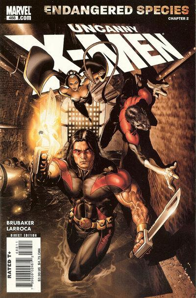 Uncanny X-Men #488