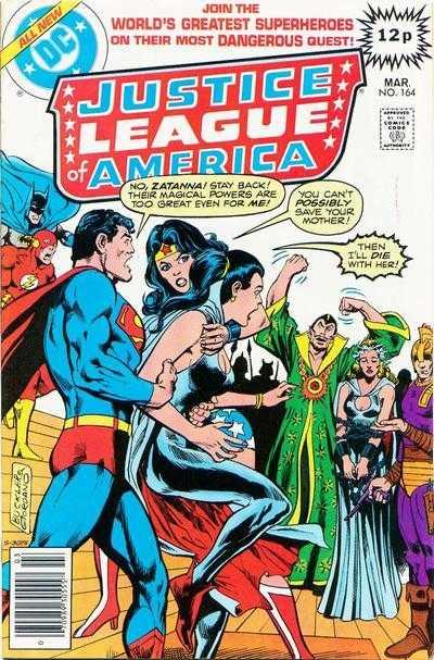 Justice League of America #164