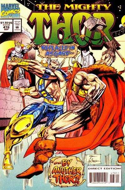 The Mighty Thor #478