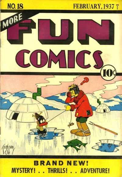 More Fun Comics #18