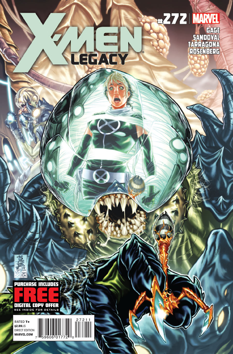 X-Men: Legacy #272