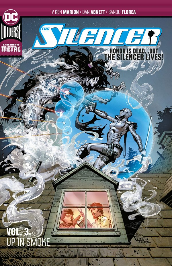 The Silencer Vol. 3: Up in Smoke TP