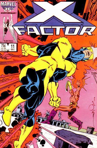 X-Factor #11