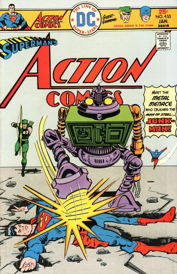 Action Comics #455