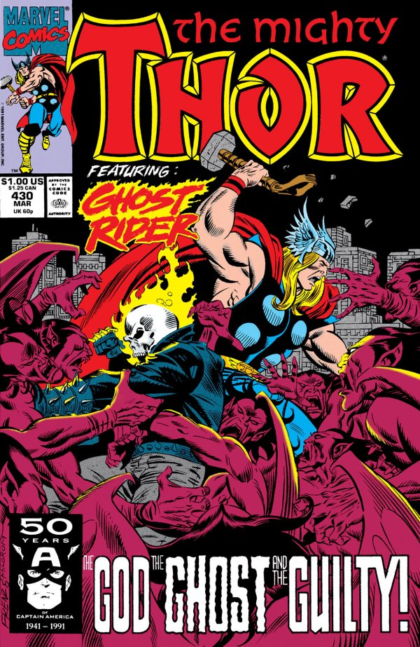 The Mighty Thor #430