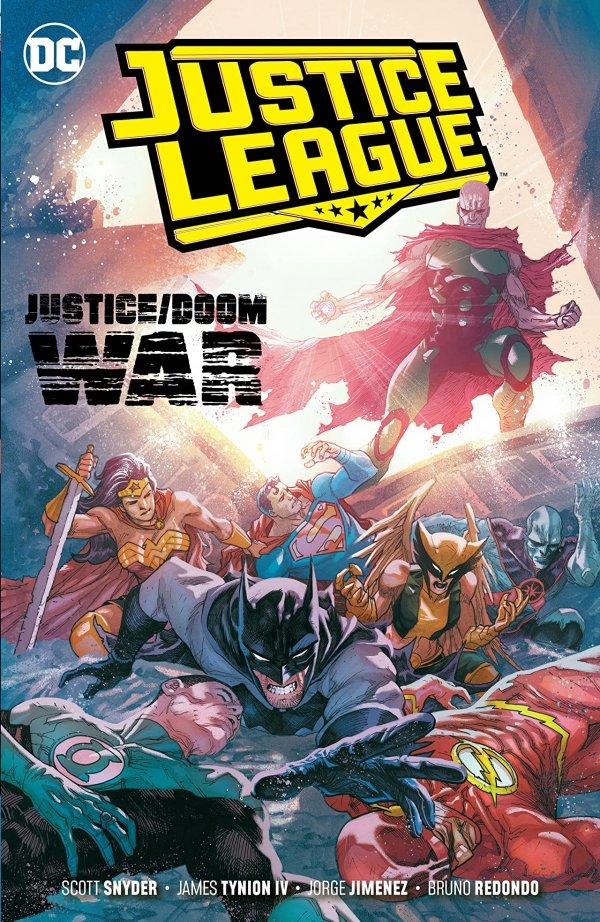 Justice League Vol. 5: Justice/Doom War TP