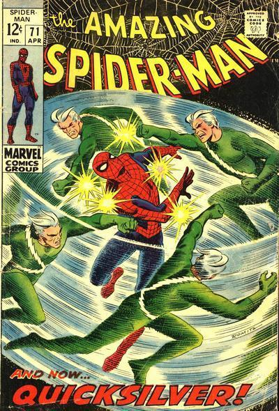 The Amazing Spider-Man #71
