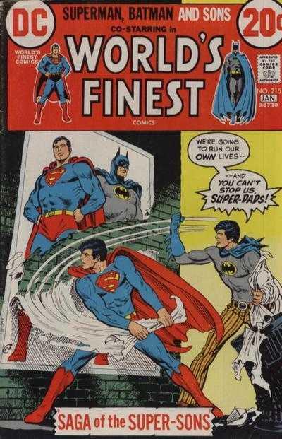 World's Finest Comics #215