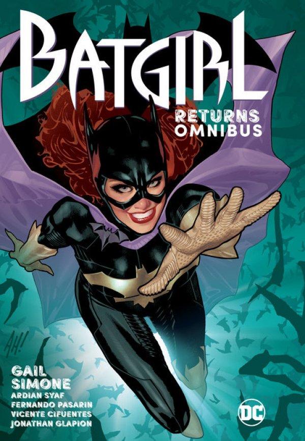 Batgirl Returns Omnibus HC