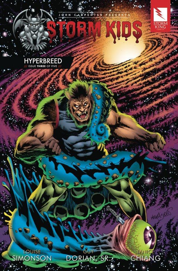 John Carpenter Presents Storm Kids: Hyperbreed #3