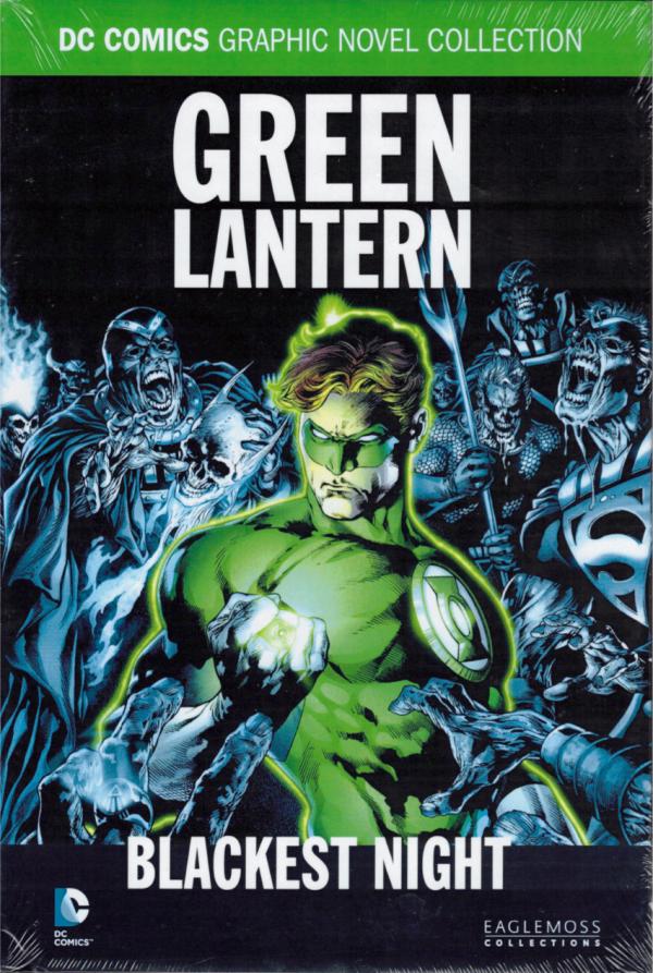 DC Comics Graphic Novel Collection Upsell 03 Green Lantern Blackest Night