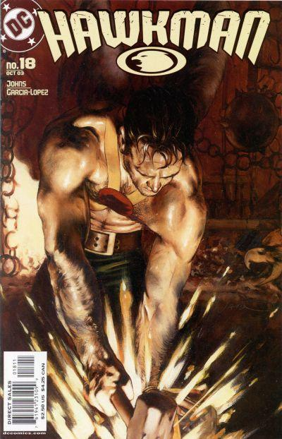Hawkman #18