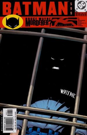Batman #599