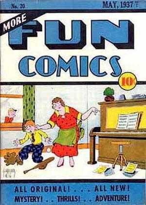 More Fun Comics #20