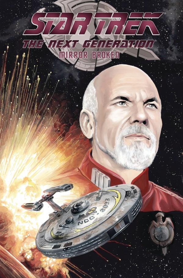 Star Trek: The Next Generation - Mirror Broken TP
