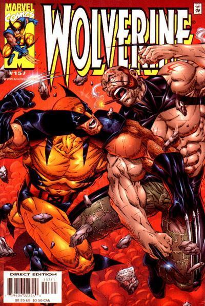 Wolverine #157