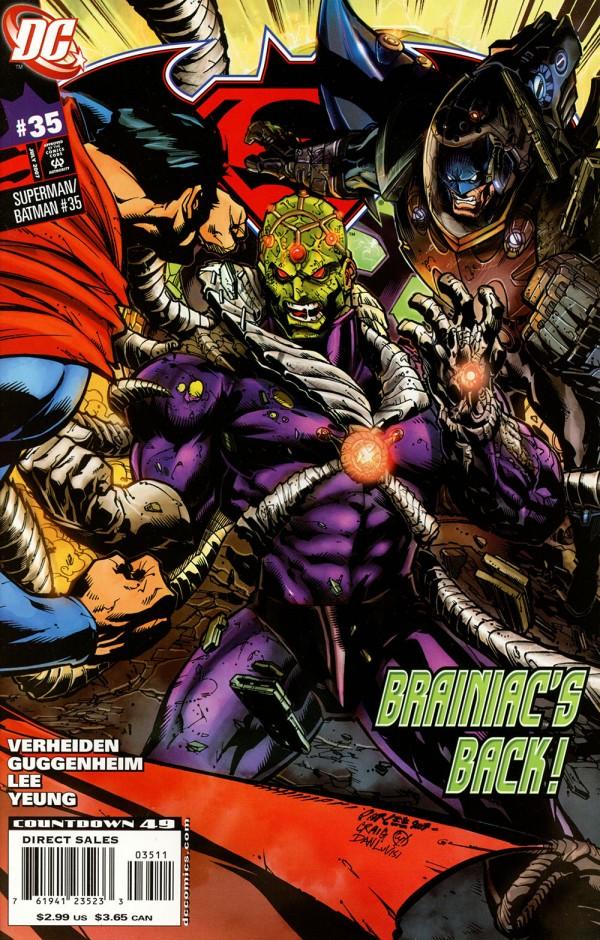 Superman / Batman #35